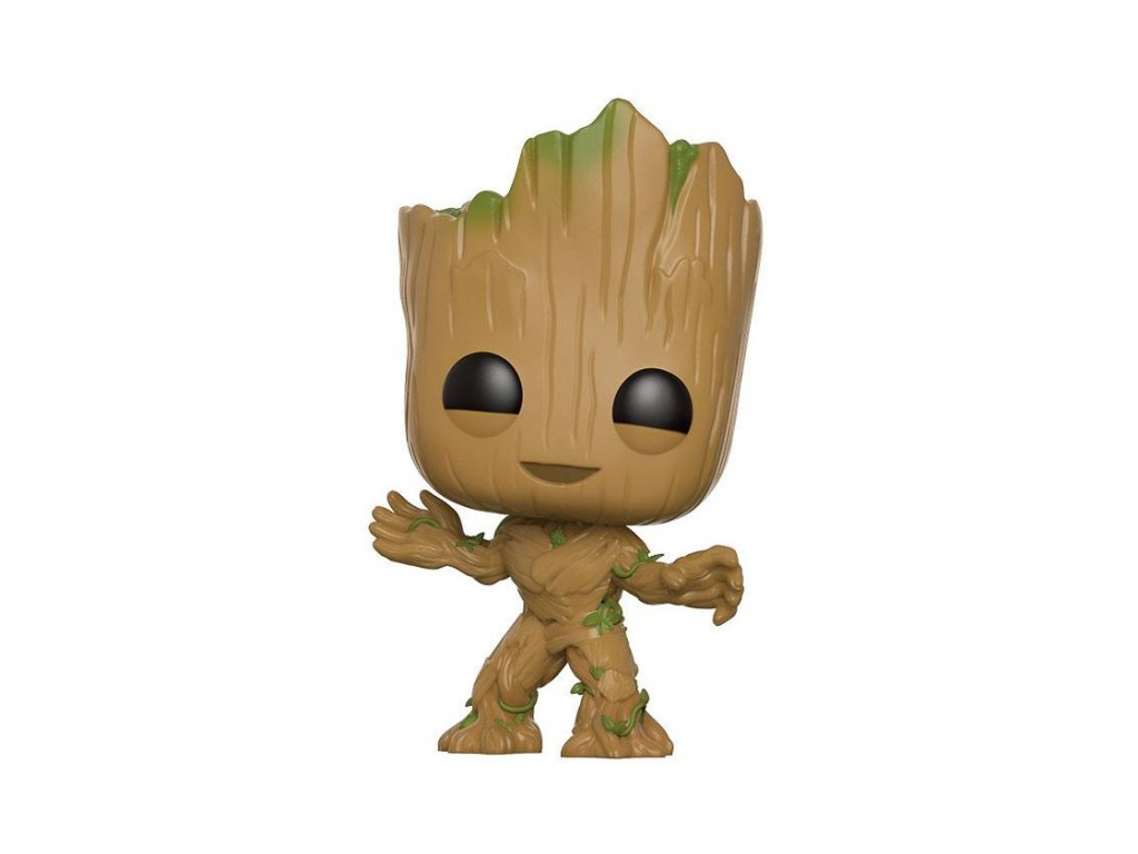Guardians of the Galaxy Vol. 2 POP! Marvel Vinyl Figure Young Groot 9 cm Funko