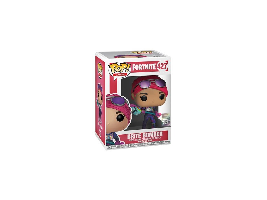 Fortnite Brite Bomber Figurka Funko POP!