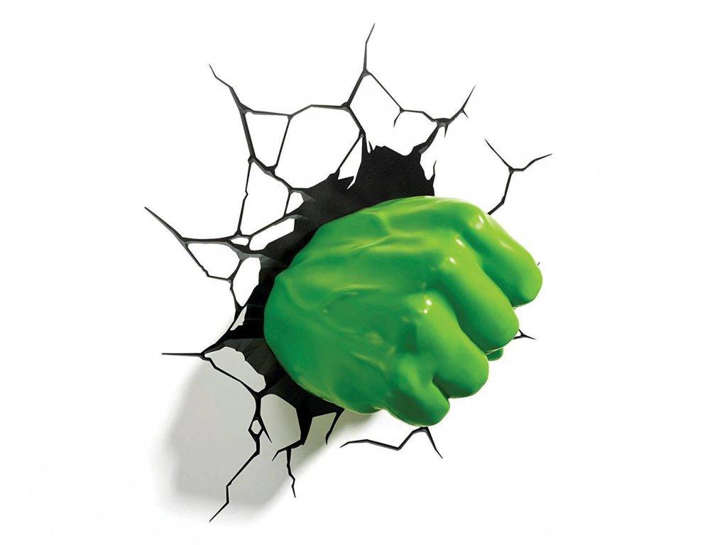 Marvel 3D LED Light Hulk Fist 3Dlight