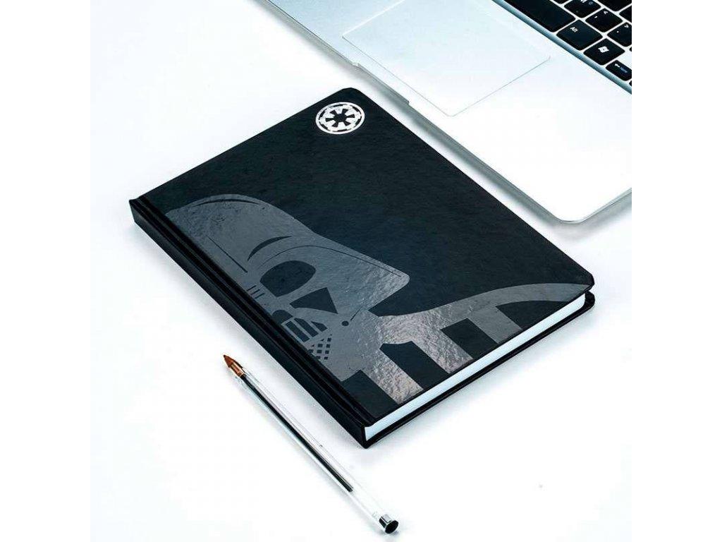 Star Wars Notebook Darth Vader Paladone Products