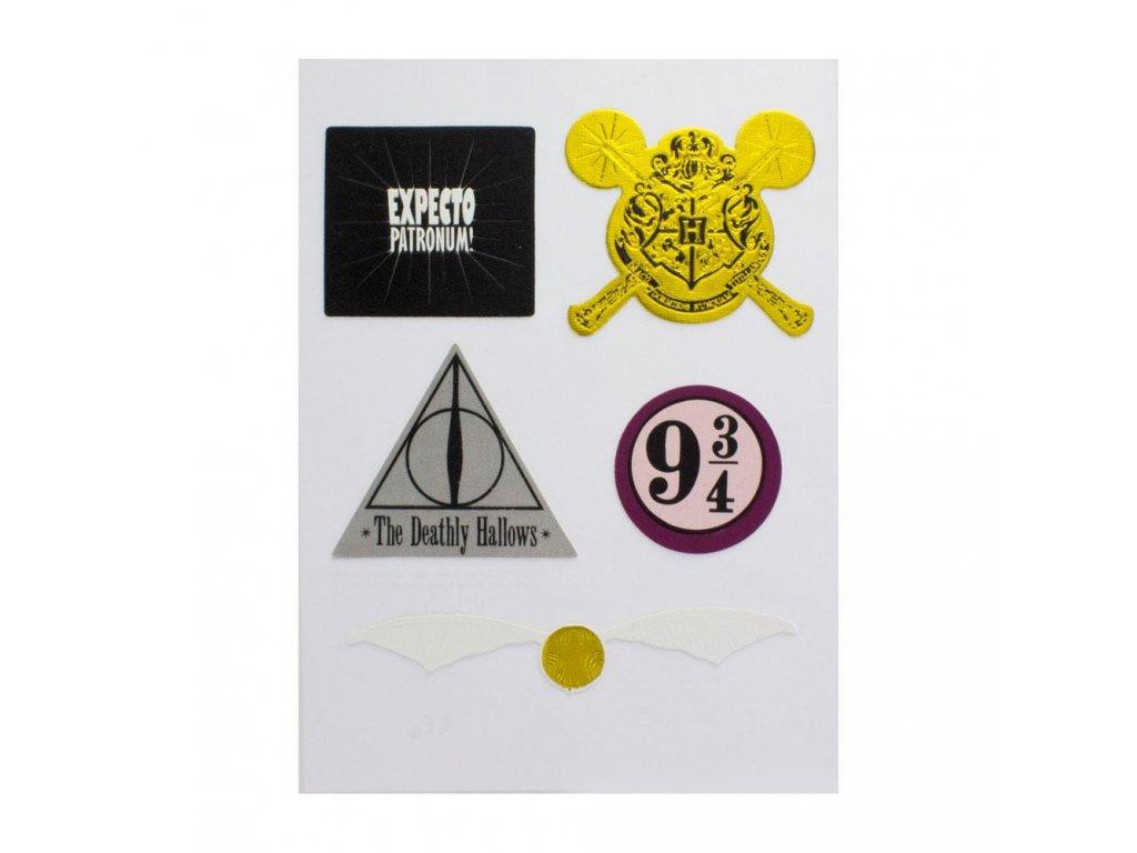 Harry Potter Gadget Decals Symbols Paladone Products