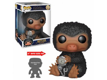 Fantastic Beasts 2 Super Sized POP! Movies Vinyl Figure Niffler 25 cm Funko