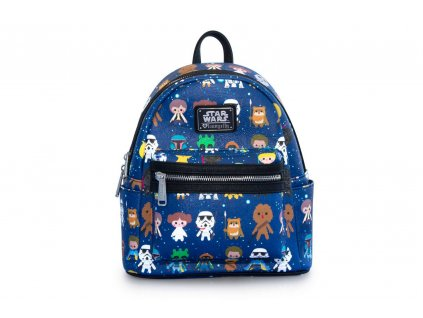 Star Wars by Loungefly Backpack Baby Character Print Loungefly