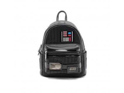 Star Wars by Loungefly Backpack Darth Vader Loungefly