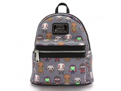 Marvel by Loungefly Backpack Kawaii (Guardians of the Galaxy) Loungefly