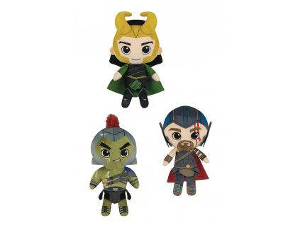 Thor Ragnarok Plush Figure 20 cm Display (6) Funko