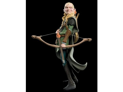 Lord of the Rings Mini Epics Vinyl Figure Legolas 12 cm Weta Collectibles