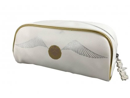 Harry Potter Wash Bag Golden Snitch Groovy