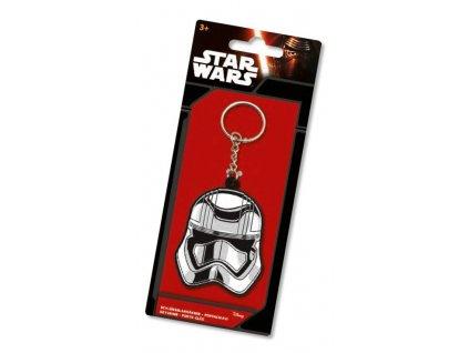 Star Wars Episode VII Vinyl Keychain Captain Phasma Other
