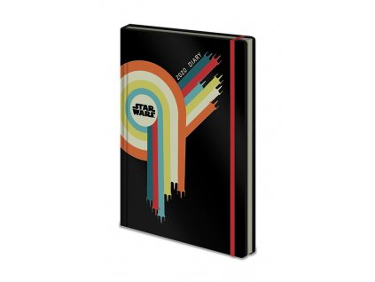 Star Wars Diary Nostalgia 2020 Pyramid International