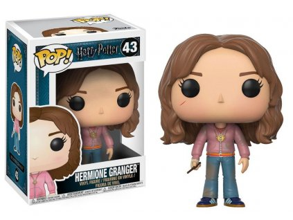 Harry Potter POP! Movies Vinyl Figure Hermione with Time Turner 9 cm Funko