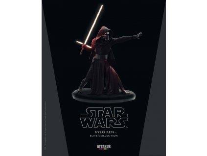Star Wars Episode VII Elite Collection Statue Kylo Ren 21 cm Attakus