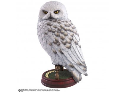 Harry Potter Magical Creatures Statue Hedwig 24 cm Noble Collection