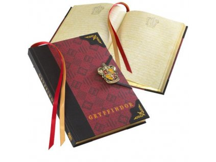 Harry Potter Gryffindor Journal Noble Collection