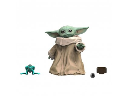 Star Wars The Mandalorian Black Series Akční Figurka Baby Yoda 3 cm Hasbro