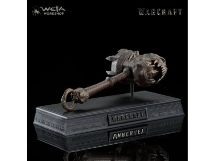 Warcraft Replica 1/6 Skullbreaker of Blackhand 20 cm Weta Collectibles