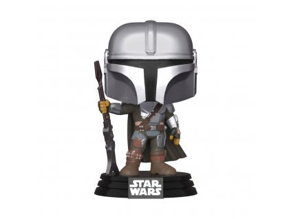 Star Wars The Mandalorian Vinylová Figurka 9 cm Funko POP!
