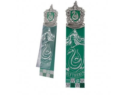 Harry Potter Bookmark Slytherin Noble Collection