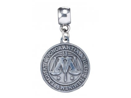 Harry Potter Charm Ministry of Magic (silver plated) Carat Shop, The