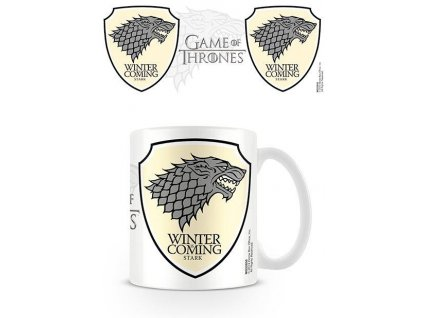 Game of Thrones Mug Stark Pyramid International