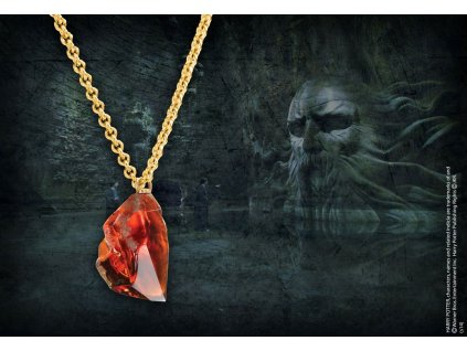 Harry Potter Pendant with Chain Sorcerer´s Stone Noble Collection