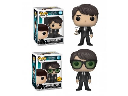 Artemis Fowl POP! Movies Vinyl Figures Artemis Fowl 9 cm Assortment (6) Funko