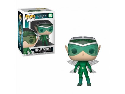Artemis Fowl POP! Movies Vinyl Figure Holy Short 9 cm Funko