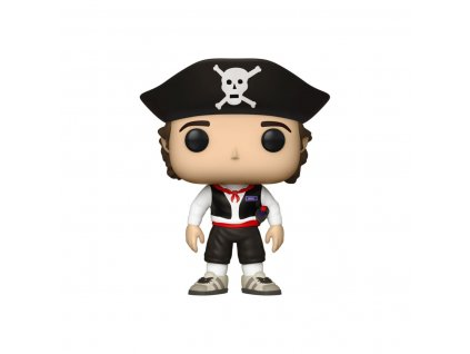 Fast Times at Ridgemont High POP! Movies Vinyl Figure Brad as Pirate 9 cm Funko