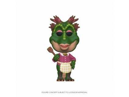 Dinosaurs POP! TV Vinyl Figure Fran Sinclair 9 cm Funko