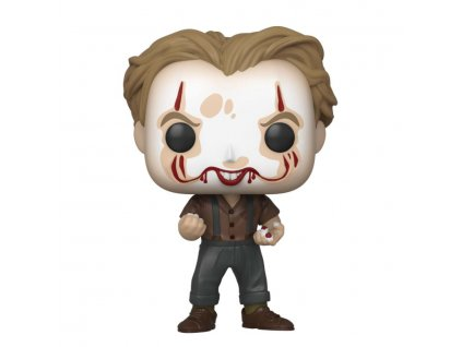 Stephen King's It 2 POP! Movies Vinyl Figure Pennywise Make-Up 9 cm Funko