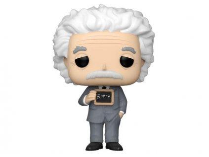 Albert Einstein POP! Icons Vinyl Figure Albert Einstein 9 cm Funko