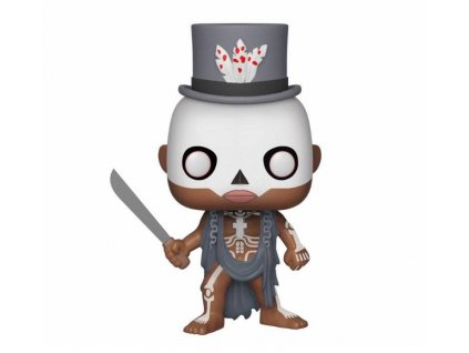 James Bond POP! Movies Vinyl Figure Baron Samedi 9 cm Funko