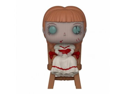 The Conjuring POP! Movies Vinyl Figure Annabelle in Chair 9 cm Funko