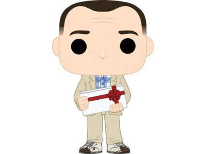 Forrest Gump POP! Movies Vinyl Figure Forrest (Chocolates) 9 cm Funko