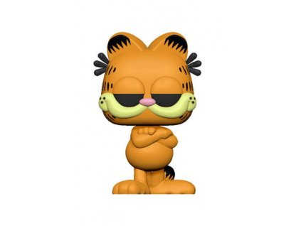 Garfield POP! Comics Vinyl Figure Garfield 9 cm Funko