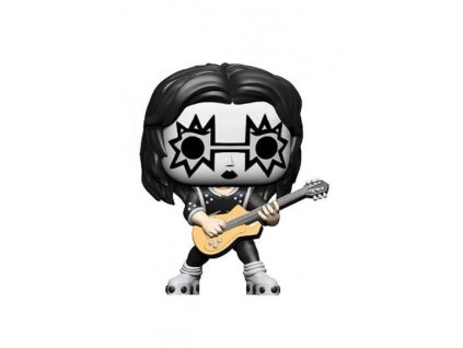 Kiss POP! Rocks Vinyl Figure Spaceman 9 cm Funko