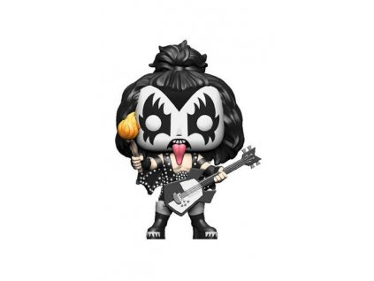 Kiss POP! Rocks Vinyl Figure The Demon 9 cm Funko