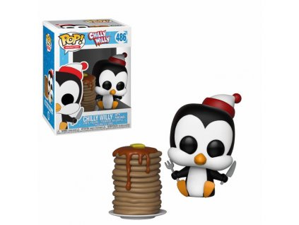 Chilly Willy POP! Animation Vinyl Figure Chilly Willy 9 cm Funko