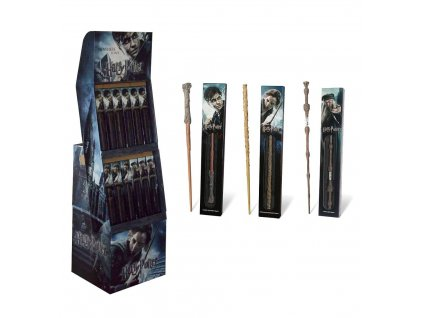 Harry Potter Wands 38 cm Display (60) Noble Collection