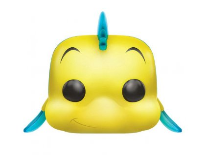 The Little Mermaid POP! Disney Vinyl Figure Flounder 9 cm Funko