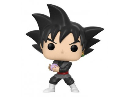 Dragon Ball Super POP! Animation Vinyl Figure Goku Black 9 cm Funko