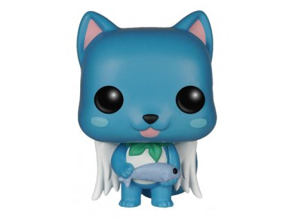 Fairy Tail POP! Animation Vinyl Figure Happy 9 cm Funko