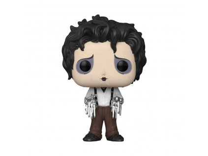 Edward Scissorhands POP! Movies Vinyl Figure Edward in Dress Clothes 9 cm Funko