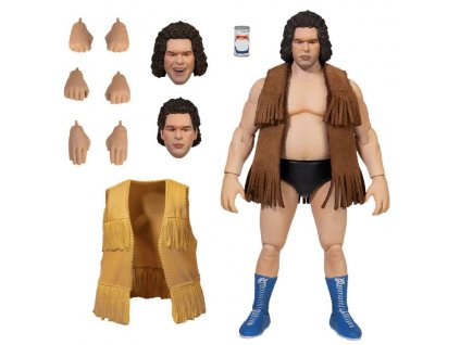 André the Giant Ultimates Action Figure André the Giant 18 cm Super7