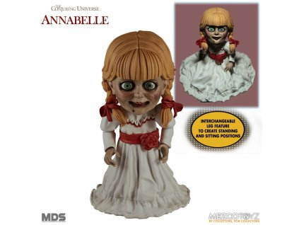 The Conjuring Universe MDS Series Action Figure Annabelle 15 cm Mezco Toys