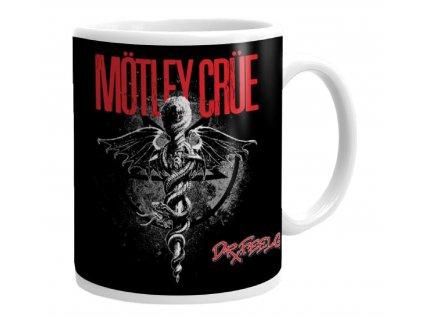 Mötley Crüe Mug Dr. Feelgood KKL