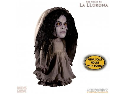 The Curse of La Llorona Mega Scale Talking Action Figure La Llorona 38 cm Mezco Toys