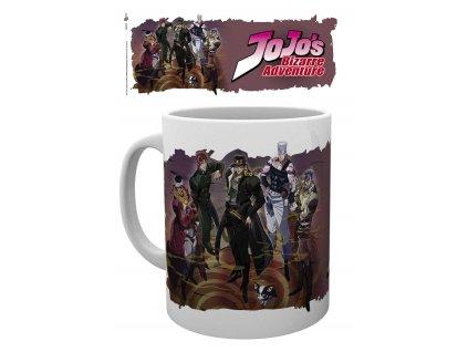 Jojo's Bizarre Adventure Mug Group GB eye