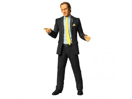 Breaking Bad Action Figure Saul Goodman 15 cm Mezco Toys