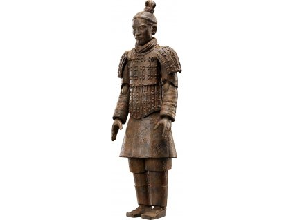 The Table Museum -Annex- Figma Action Figure Terracotta Army - Terracotta Soldier 15 cm FREEing